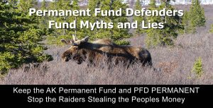 Permanent Fund Defenders Fund Myths and Lies Feature Image