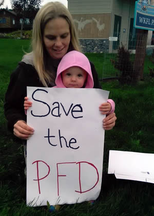 Save the PFD For The Kids